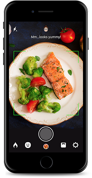 Calorie mama ai food image recognition and calorie counter using snap api is based on the latest innovations in deep learning and image classification technology to quickly and accurately identify food items forumfinder Gallery